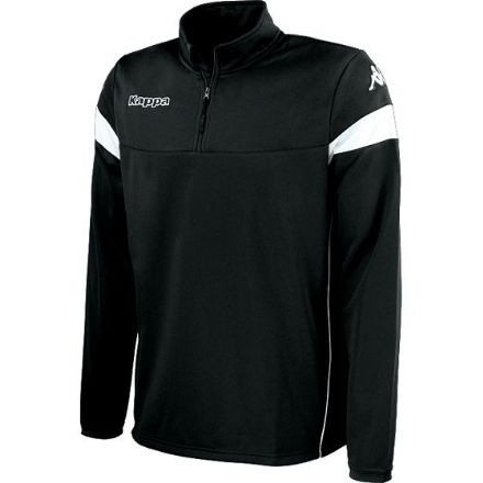 Novare Training Sweat 1/4 Zip Black / White